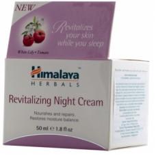 Crema revitalizanta de noapte Himalaya