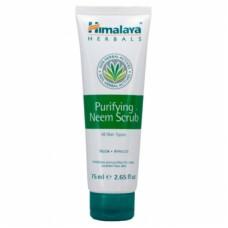 Exfoliant purificator cu neem Himalaya