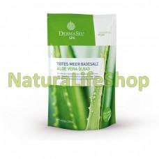 DermaSel SPA - Sare de baie cu Aloe si Hibiscus