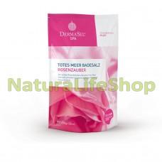 DermaSel SPA - Sare de baie cu ulei de Trandafir