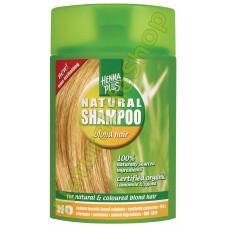 Sampon organic par blond Hennaplus