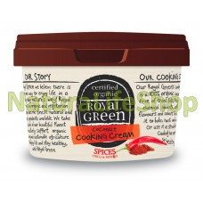 Ulei de cocos organic Spicy - Royal Green